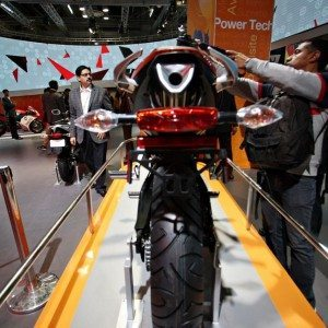 Hero HX250R auto Expo 2014 (28)