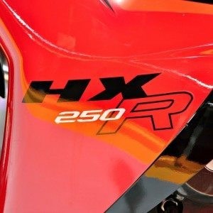 Hero HX250R auto Expo 2014 (5)