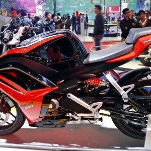 Hero HX250R auto Expo 2014 (6)