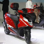 Hero Motocorp Dare Technical Specs and Image Gallery: Auto Expo 2014
