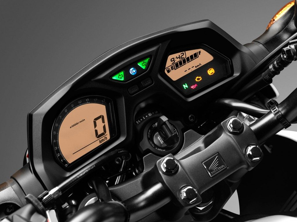 Auto Expo 2014 LIVE Honda CBR650F makes its India debut  Motoroids