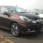 Honda Mobilio RS Spied: Images and Details on the Go-Faster Version of the MPV