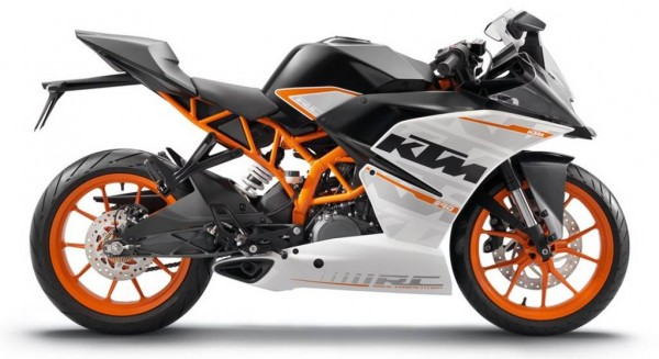 KTM Lovers Rejoice ! RC Series to Launch in India by mid-2014