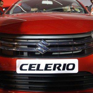 Maruti Suzuki Celerio exterior Auto Expo 2014 (14)