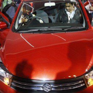 Maruti Suzuki Celerio exterior Auto Expo 2014 (15)