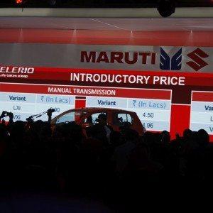 Maruti Suzuki Celerio exterior Auto Expo 2014 (4)