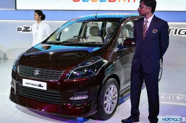 Expo 2014 and Maruti Suzuki India Ltd have showcased the new Maruti ...