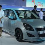 Auto Expo 2014: Maruti Ritz Jubilo special edition Images & Details
