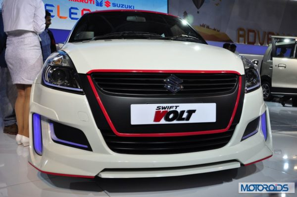 Maruti Suzuki Swift Volt Auto Expo 2014 (5)