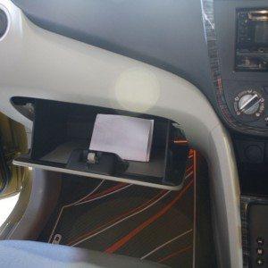 Maruti Suzuki celerio interior Auto expo 2014 (15)