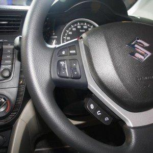 Maruti Suzuki celerio interior Auto expo 2014 (26)