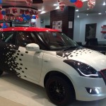 Maruti Suzuki Swift Volt Edition Kit to cost INR 2.15 lakhs ?
