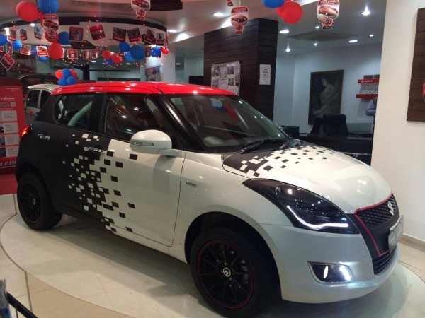 Maruti Suzuki Swift Volt Edition Kit to cost INR 2.15 lakhs ?