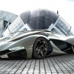 The stunning Maserati LaMaserati Concept Hypercar by Mark Holster