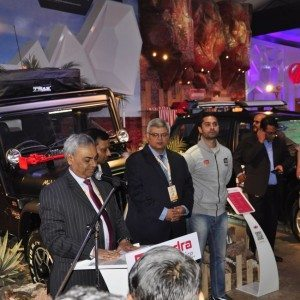 Modified Thar at Auto Expo 2014 (1)
