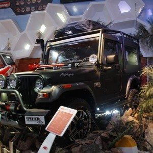 Modified Thar at Auto Expo 2014 (3)