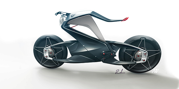 Royal Enfield Pioneer Electric Concept-2