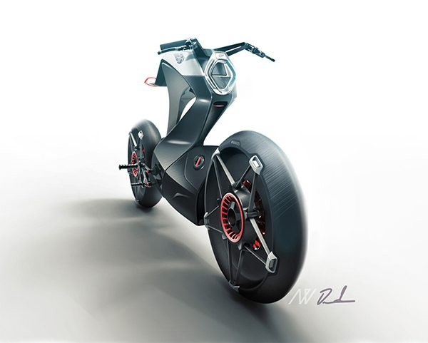 Royal Enfield Pioneer Electric Concept