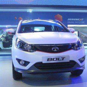 Tata Motors Bolt Auto Expo 2014