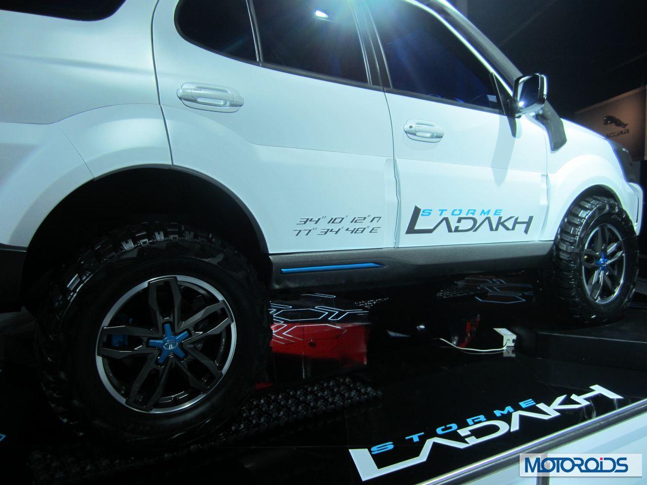 Tata Safari ladakh Concept Auto Expo 2014 (11)