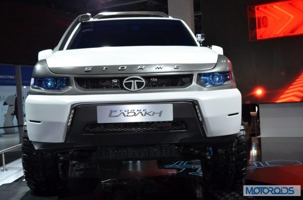 Tata Safari ladakh Concept Auto Expo 2014 (5)