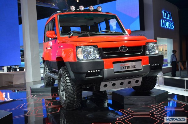 Tata Sumo Extreme Auto Expo 2014 (2)
