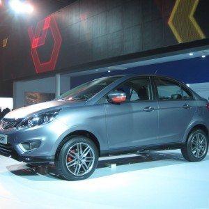 Tata motors Zest Auto Expo 2014 (1)