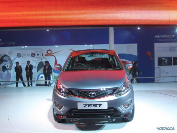 Tata motors Zest Auto Expo 2014 (2)