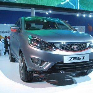 Tata motors Zest Auto Expo 2014 (3)