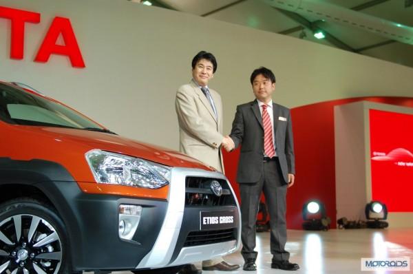 Toyota Etios Cross Auto Expo 2014 (2)