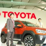 Auto Expo 2014: Toyota Etios Cross showcased [Images and Details]