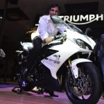 Triumph Daytona 675 Launched at Auto Expo 2014: Price INR 10.1 lakh