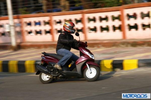 Yamaha Ray 125 Launch in India to happen soon