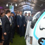 Auto Expo 2014 : 'Energy! Use It or Lose It' says Electric Mobility Pavilion