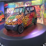 Auto Expo 2014 LIVE: Bajaj RE60 showcased. [Images & Details]