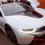 BMW i8 spotted in India; Scheduled for Auto Expo debut