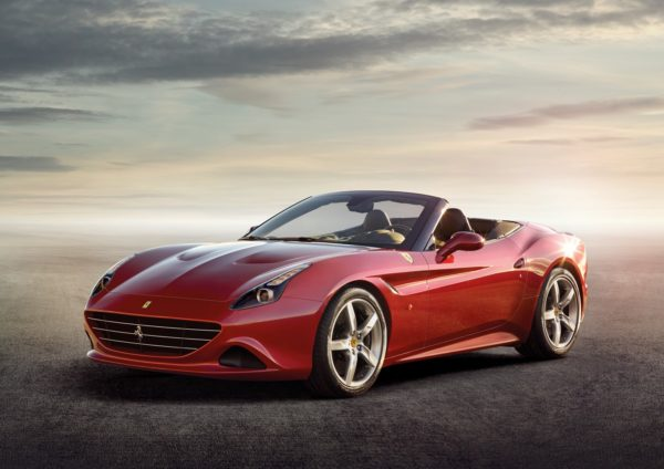 Geneva debut for Ferrari California T [Images & Details]
