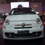Auto Expo 2014 LIVE: Fiat 500 Abarth India debut [Images & Details]