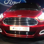 Ford Time Machine takes you to Ford Pavilion at Delhi Auto Expo 2014