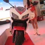 Auto Expo 2014:Honda CBR500R India debut takes place