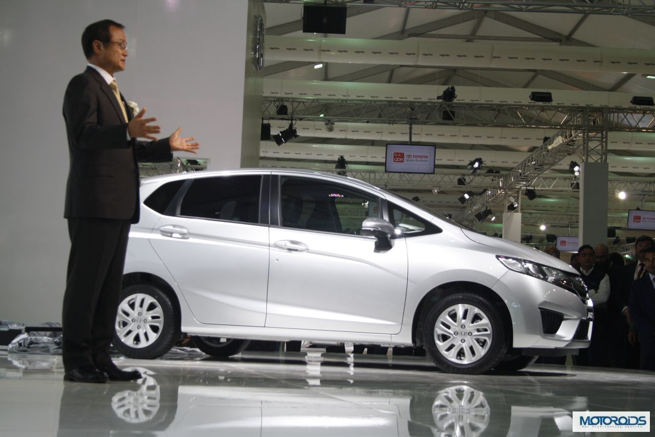 new car launches by march 2015New Honda Jazz 2015 India Launch  CFA Vauban du Btiment