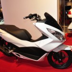 Auto Expo 2014 LIVE: Honda PCX125 Scooter showcased [Images & Details]