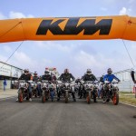 KTM Organizes Track Day Exclusively for 390 Duke customers at MMSC Race Track