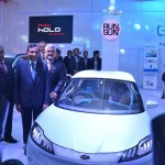 Auto Expo 2014: Mahindra Halo electric sports car [Official Release]
