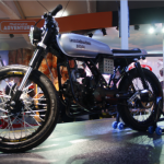 Auto Expo 2014: JC Moto Mahindra Cafe Racer showcased