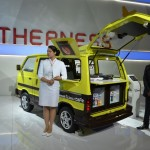 Maruti Suzuki Omni-licious Café Concept at Auto Expo 2014