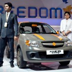 Auto Expo 2014: Maruti Suzuki Alto K10 Krescendo [Images and Details]