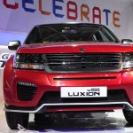 Auto Expo 2014 LIVE: Maruti Grand Vitara Luxion Images & Details