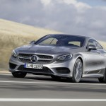 Mercedes-Benz S500 Coupe to get 9G-TRONIC option from January 2015
