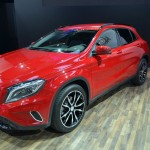 Auto Expo 2014 LIVE: Mercedes GLA India debut [Images & Details]